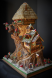 Award: Most Creative Use of Gingerbread - Elf Treehouse