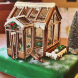 Eileen Keribar - Gingerbread Greenhouse