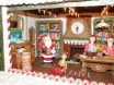 Gingerbread House by Shirley Trask