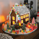 Gingerbread House by Sheree Wolfe