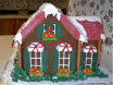 Gingerbread House by Sharon Sibble