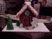 Gingerbread House by Rommy Cacho
