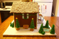 Christine Bielke - Effingham Gingerbread House - Back