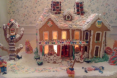 Stephanie Thomopoulos - Charlotte Gingerbread House