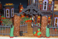 Lynne Schuyler - Heidi's Haunted Halloween Gingerbread House