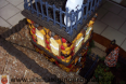 Loreta Wilson - Heidi's Haunted Halloween Gingerbread House