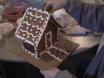 Elf Gingerbread House