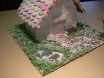 Elf House Gingerbread House