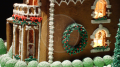 Lovely Gingerbread House by Wendy Verbruggen