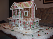 Southern Gingerbread Mansion by Lynne Schuyler