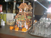 Salikin Halloween Gingerbread House