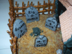 Sandy's Haunted Gingerbread House