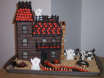 Jeff Kime - Halloween Gingerbread House