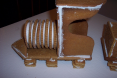 Loreta Wilson - Gingerbread Train