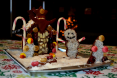 Hook 'em Horns Real Food Gingerbread House with the Kids by Kate Cormeny Geesaman