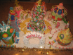 Gingerbread 'Whoville' by Charlotte Brainard Biercevicz