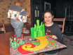 Wizard of Oz in Gingerbread by Alane Johnson