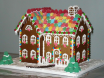 Gingerbread House by Angela Switzer