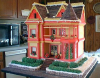 Gingerbread Mansion B&B by Deni Cole