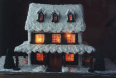 Barry Parsons - 2000 Gingerbread House