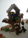Christi Hall - Gingerbread House - Kids at Play