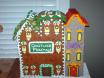Gingerbread Town by Jobie Lynch
