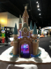 Cinderella Castle - Saskatoon Festival of Trees Entry.