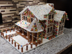 Waterford Gingerbread House