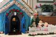 Award: Best Church - Gingerbread Church