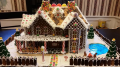 Award: Best entry using an Ultimate Gingerbread pattern - Home Sweet Home!