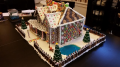 Award: Best entry using an Ultimate Gingerbread pattern - Home Sweet Home! Side