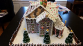 Award: Best entry using an Ultimate Gingerbread pattern - Home Sweet Home! Side 2