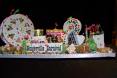 Entrance to the Gingerville Carnival by Vickie Eastwood