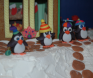 Award: Best Use of Characters on a Gingerbread Display - 04 BRRR... IT'S COLD OUTSIDE! Best-Fri