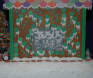 Award: Best Use of Characters on a Gingerbread Display - 07 BRRR... IT'S COLD OUTSIDE! Graffiti