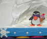 Award: Best Use of Characters on a Gingerbread Display - 11 BRRR... IT'S COLD OUTSIDE! Ice-Crea