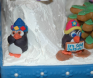 Award: Best Use of Characters on a Gingerbread Display - 12 BRRR... IT'S COLD OUTSIDE! 12 of 12