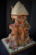 Award: Most Creative Use of Gingerbread - Elf Treehouse (2)