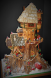 Award: Most Creative Use of Gingerbread - Elf Treehouse (4)