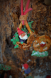 Award: Most Creative Use of Gingerbread - Elf Treehouse Detail