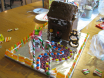 Award: Most Adorable Gingerbread House - Santa's Home for the Holidays