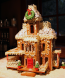 Newbie Gingerbread House