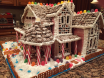 Our Gingerbread House 2014