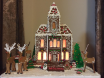 Gingerbread house by Pari
