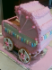Gingerbread Baby Carriage