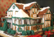 Erin Reid Christmas Gingerbread 2014