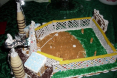 Gingerbread Softball Field