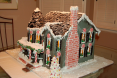 Effingham Gingerbread House - Right side