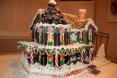 Effingham Gingerbread House - Front Corner