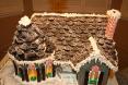 Effingham Gingerbread House - Top